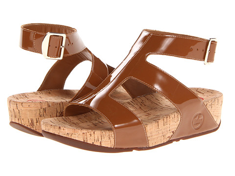 fitflop arena slide tan