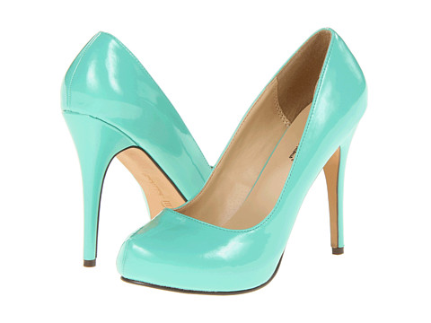 Michael Antonio - Love Me (Mint Patent) High Heels