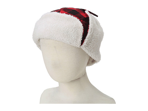Outdoor Research - Baltic Trapper Hat (Chili/Black) Traditional Hats