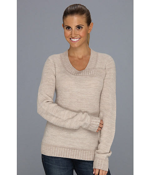 Toad&Co - clair Sweater (Oatmeal Heather) Women