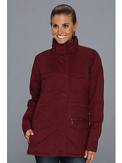 SALE! $41.99 - Save $93 on Horny Toad Ghostwriter Jacket (Port) Apparel - 68.90% OFF $135.00