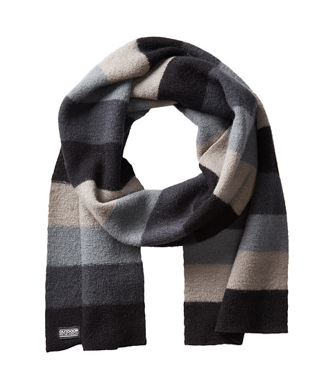 Outdoor Research - Gradient Scarf (Black/Charcoal) Scarves