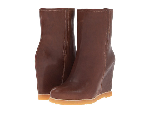 Stuart Weitzman - Boot Scout 1 (Walnut Vecchio Nappa) Women's Shoes