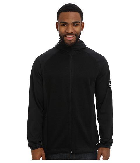 Merrell - Alpino Hoodie (Black) Men's Sweatshirt