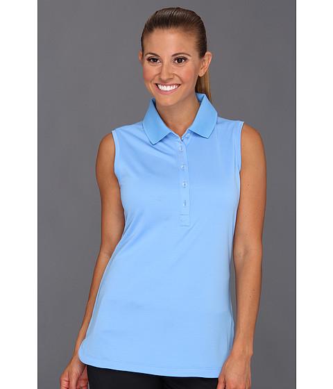 Nike Golf - Nike Victory Sleeveless Polo (University Blue/University Blue) Women