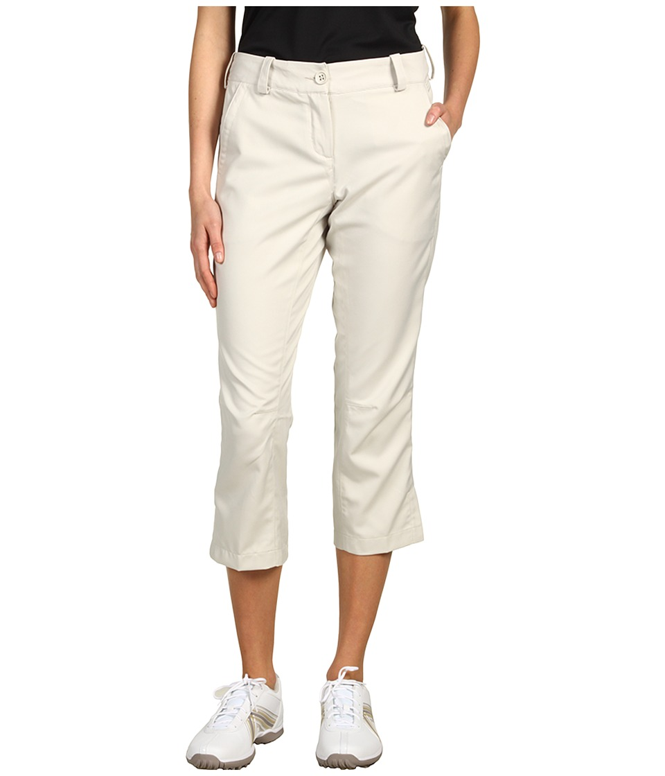Nike Golf - Modern Rise Tech Crop Pant (Light Bone/Light Bone) Women
