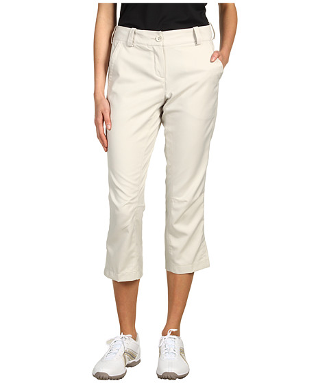 Nike Golf - Modern Rise Tech Crop Pant (Light Bone/Light Bone) Women's Casual Pants