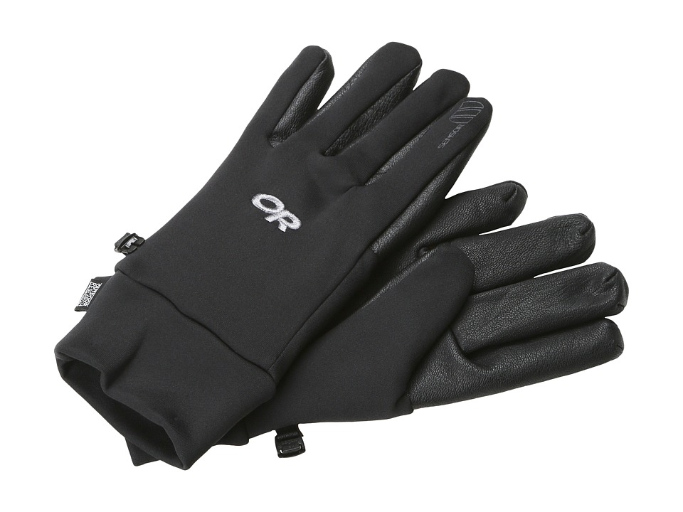 Outdoor Research - Sensor Gloves (Black) Extreme Cold Weather Gloves