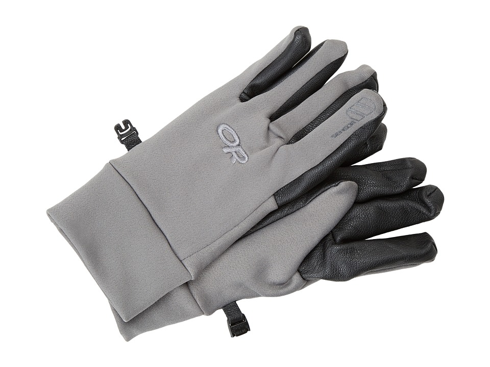 Outdoor Research - Sensor Gloves (Pewter) Extreme Cold Weather Gloves