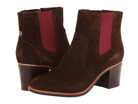 Sperry Top-Sider - Marlow (Brown Suede) Women's Pull-on Boots