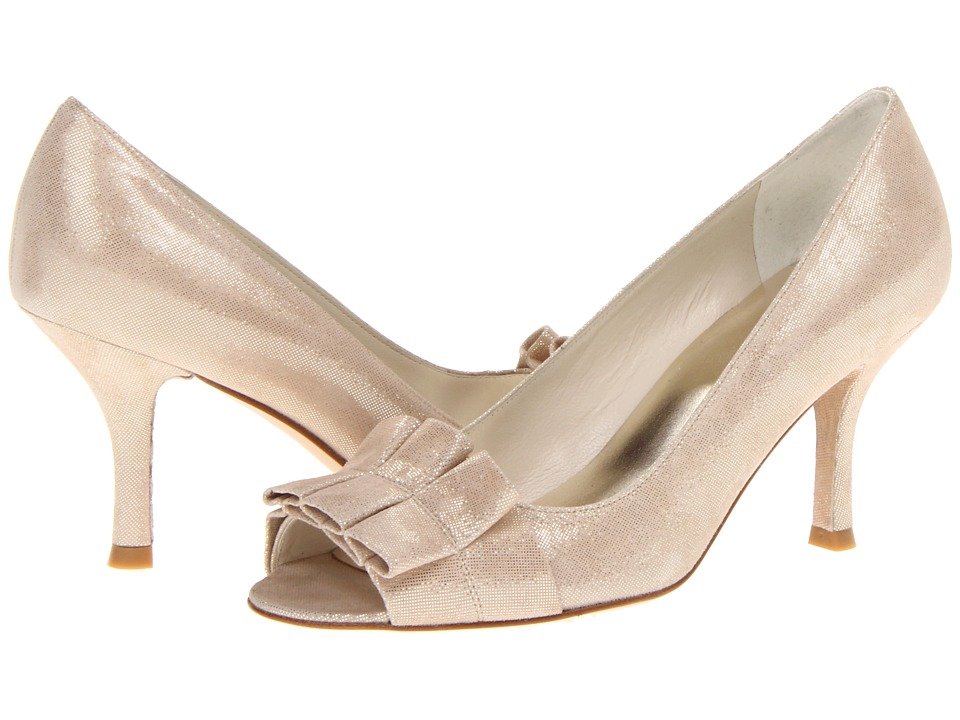 Stuart Weitzman Bridal & Evening Collection Gigiritz (Pale Gold Cipria) Women