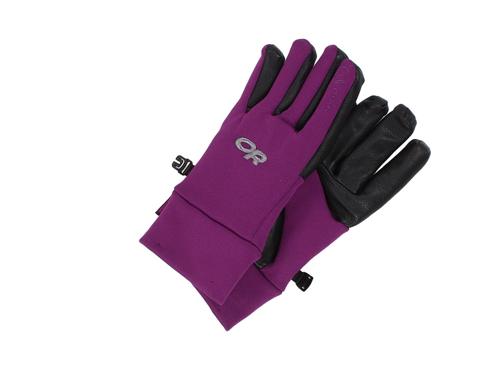 Outdoor Research - Women's Sensor Gloves (Orchid) Extreme Cold Weather Gloves