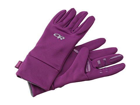 Outdoor Research - Women's Backstop Gloves (Orchid) Gore-Tex Gloves