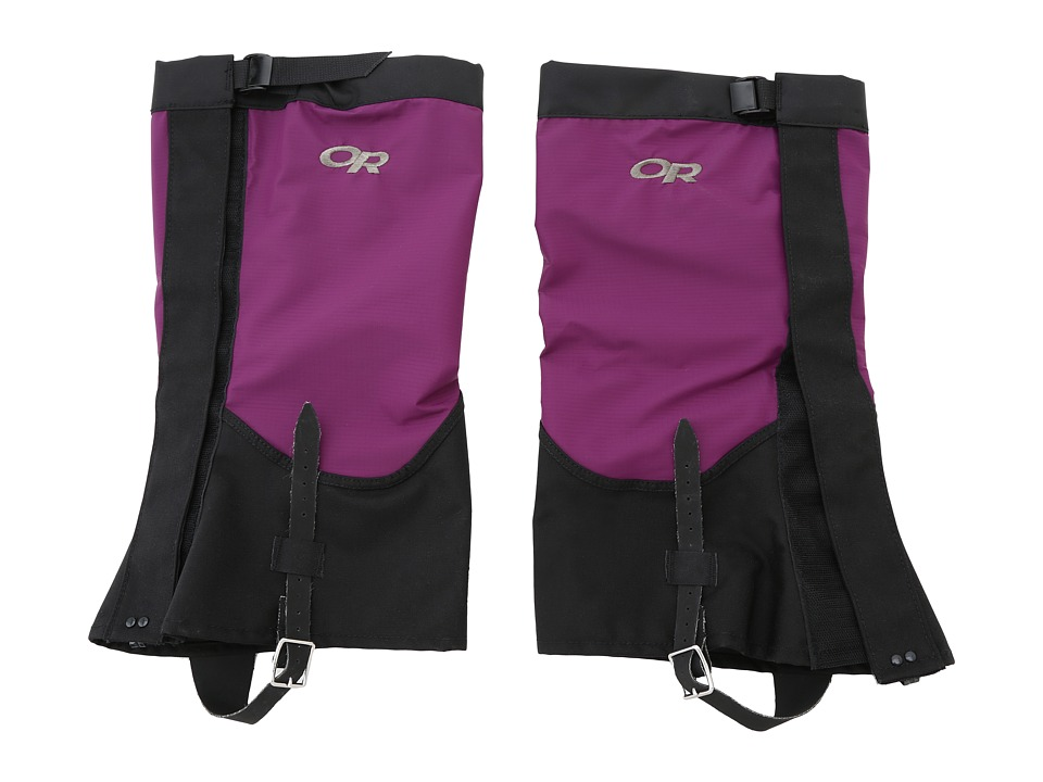 Outdoor Research - Verglas Gaiters (Orchid) Women's Overshoes Accessories Shoes
