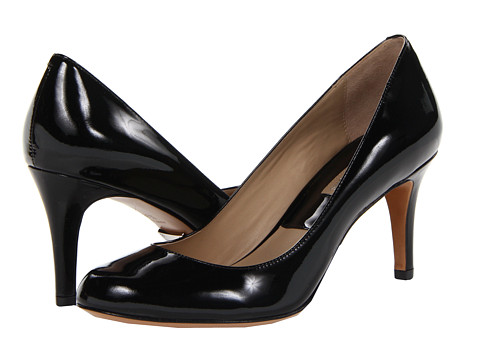 Michael Kors - Liana (Black Patent) High Heels