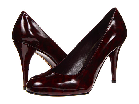 Stuart Weitzman - Tally (Bordeaux Tartaruga) High Heels
