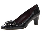 Stuart Weitzman - The Tube (Black Crystal Snake)