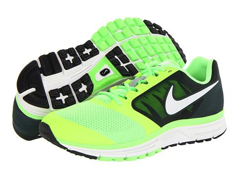 Nike Zoom Vomero+ 8 (Flash Lime/Black Spruce/Summit White) Men's Running Shoes