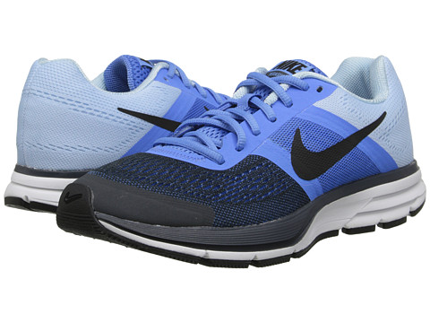 Nike - Air Pegasus+ 30 (Distance Blue/Anthracite/Chambray Blue//Black) Women