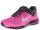 Nike - Air Max + 2013 (Club Pink/Gridiron/Reflect Silver) - Footwear