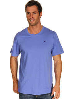 SALE! $14.99 - Save $21 on Tommy Bahama Cotton Crew Neck Tee (New Blue) Apparel - 58.36% OFF $36.00