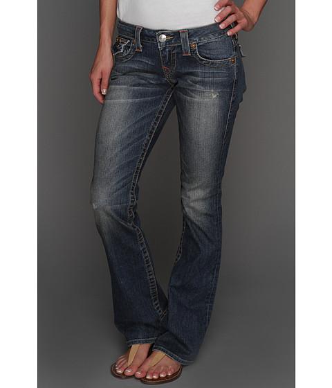True Religion - Petite Becky Bootcut in Hillsboro (Hillsboro) Women's Jeans
