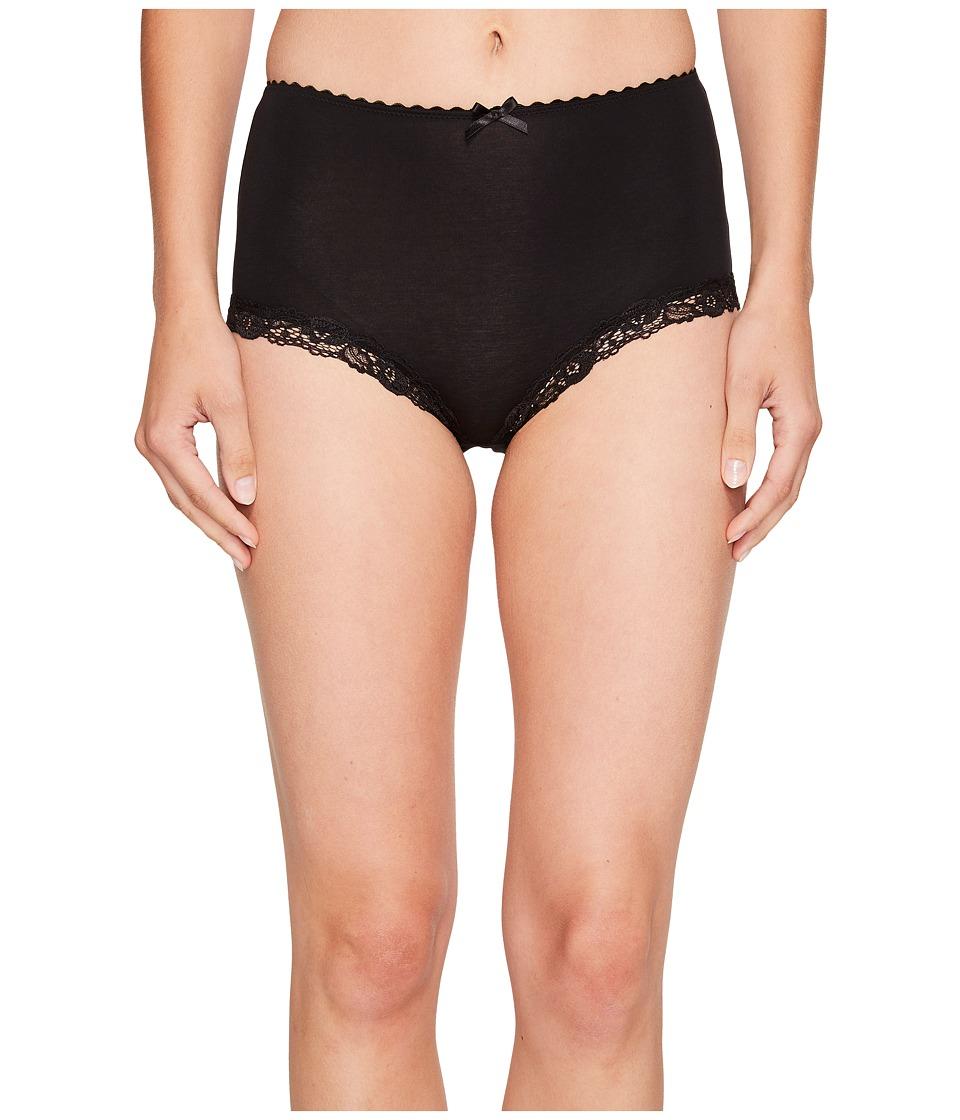Hanro - Valerie Full Brief (Black) Women's Underwear