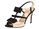 Kate Spade New York - Ivy (Champagne/Black Satin) - Footwear
