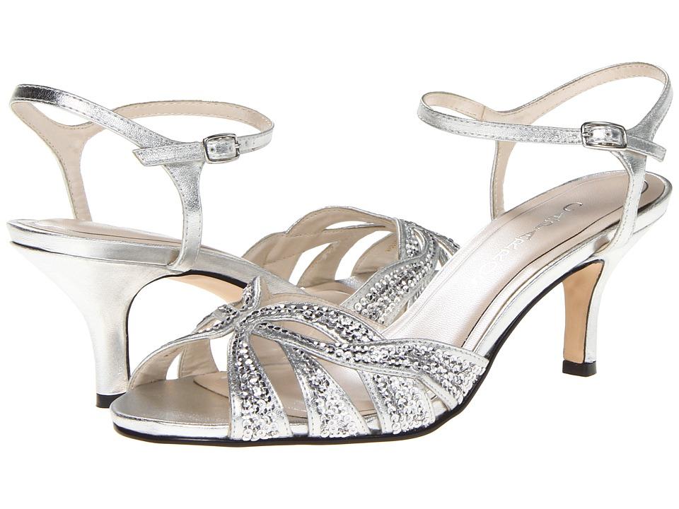 Caparros Heirloom (Silver Metallic) High Heels