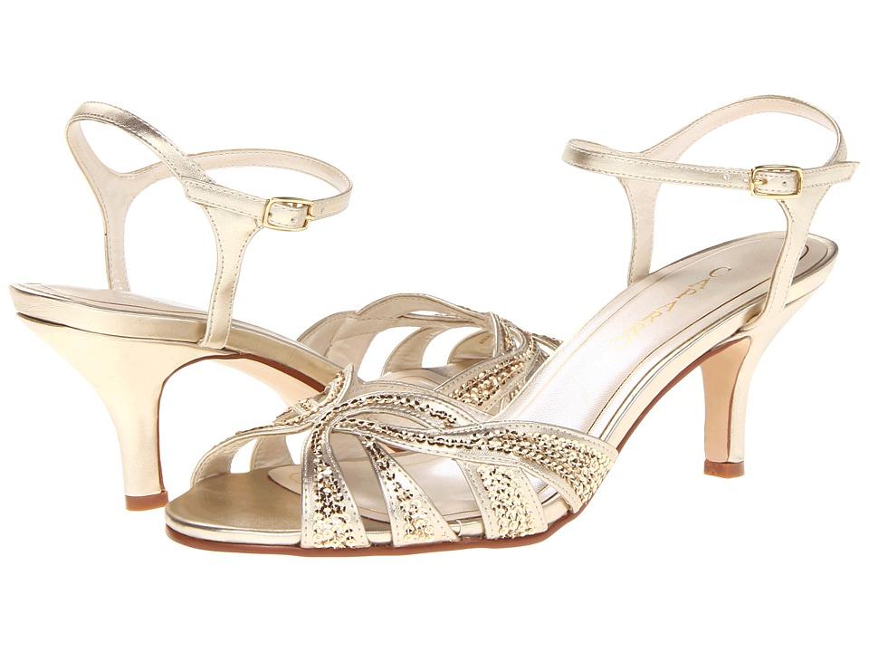 Caparros - Heirloom (Gold Metallic) High Heels