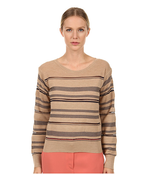 See by Chloe - L S L66 00 X 0405 (Multi) Women's Sweater