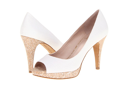 Vince Camuto - Ashlynn (White) High Heels