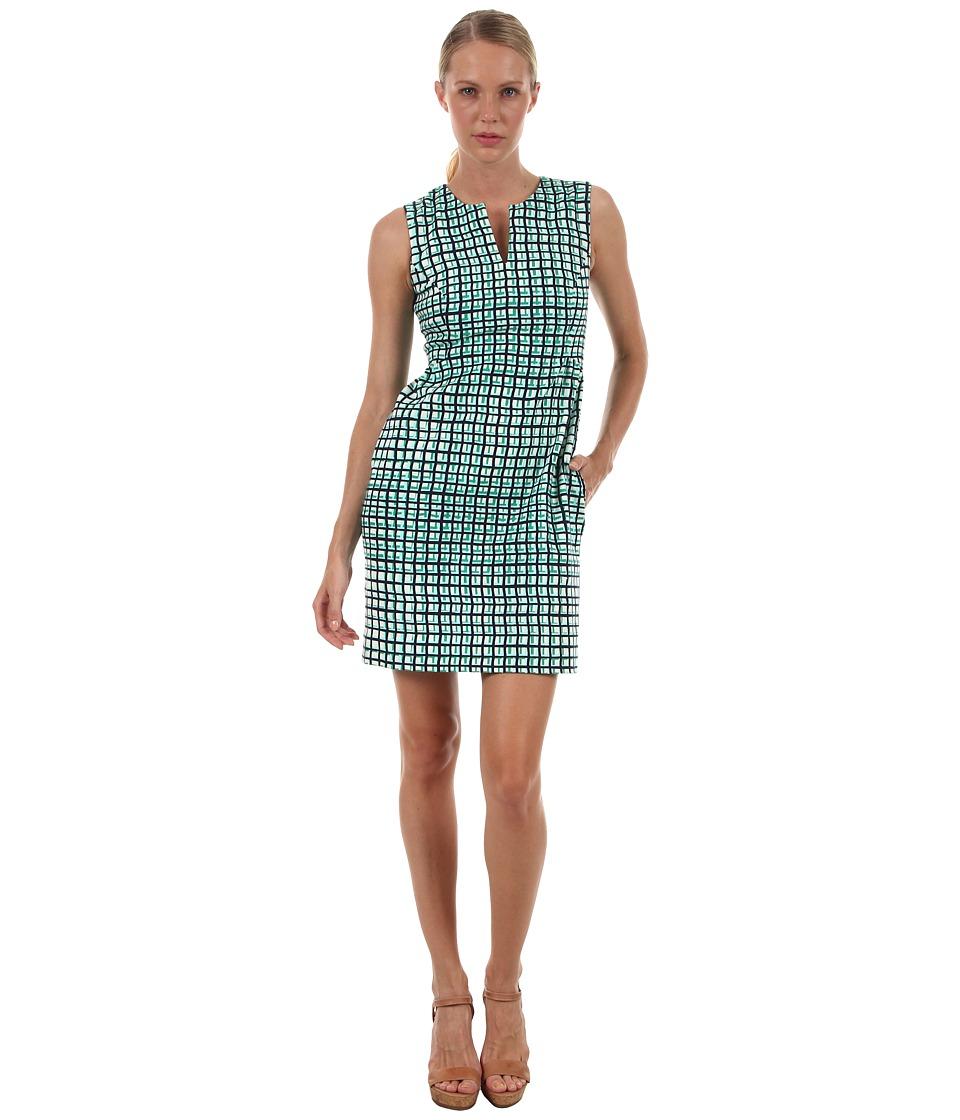 Kate Spade New York Samantha Dress Womens Dress (Green)