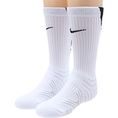 SALE! $16.99 - Save $11 on Nike Performance Football Crew 2 Pair Pack (White Stealth White Stealth) Footwear - 39.32% OFF $28.00