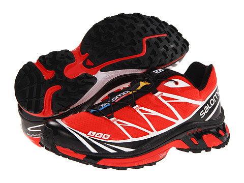Salomon - S-Lab XT 6 (Racing Red) Running Shoes