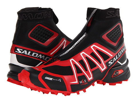 Salomon - Snowcross CS (Black) Cold Weather Boots