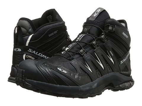 Salomon - XA Pro 3D Mid LTR GTX (Black) Men