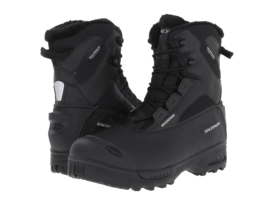 Salomon Toundra Mid WP (Black) Men