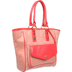SALE! $114.99 - Save $170 on George Gina Lucy H`Olly (Rouge) Bags and Luggage - 59.65% OFF $285.00