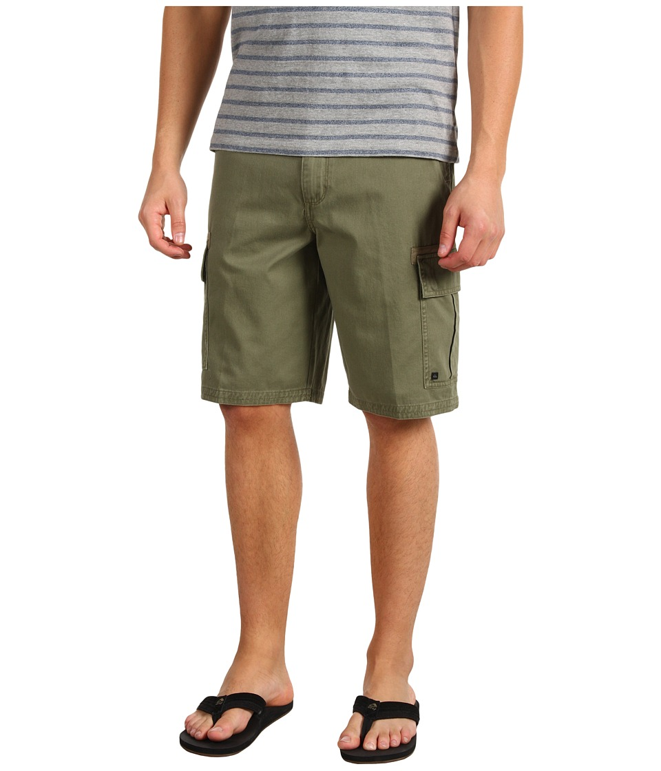 Quiksilver - Ignition Walkshort (Fatigue) Men's Shorts