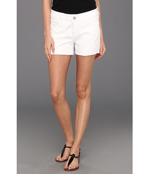 Mavi Jeans - Emily Cut-Off Boyfriend Short in White Nolita (White Nolita) Women's Shorts