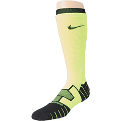 SALE! $11.99 - Save $6 on Nike Vapor Football Crew (Volt Black Black) Footwear - 33.39% OFF $18.00