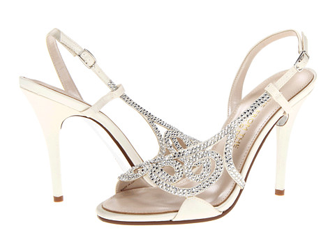 E! Live from the Red Carpet - E0014 (Ivory Satin) High Heels