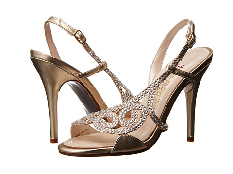 E! Live from the Red Carpet - E0014 (Gold Metallic) High Heels