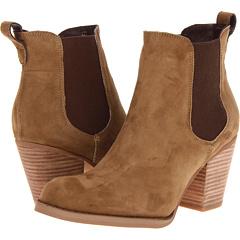 Steve Madden Lambi (Taupe Suede) Footwear
