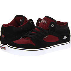 SALE! $16.99 - Save $38 on Emerica Hsu (Toddler Little Kid Big Kid) (Black Red Black) Footwear - 69.11% OFF $55.00