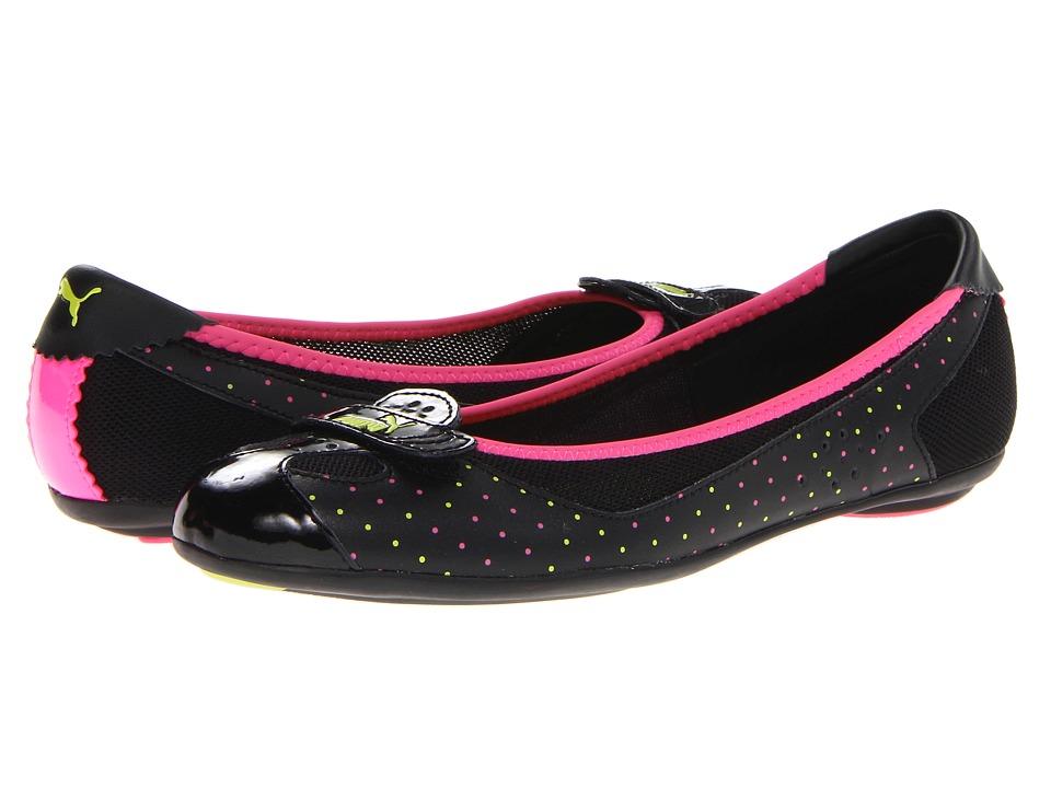 PUMA - Zandy Dots Wn's (Black) Women's Shoes