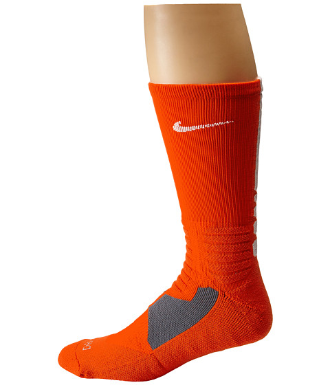 Nike - Hyperelite Basketball Crew (Team Orange/Team Orange/White) Men