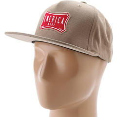 SALE! $16.99 - Save $11 on Emerica Sadlands Snapback Hat (Khaki) Hats - 39.32% OFF $28.00
