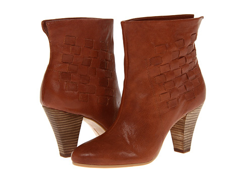 Nine West - Shambles (Brown Leather) Women's Pull-on Boots